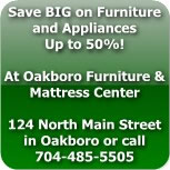 Oakboro Furniture and Mattress Center