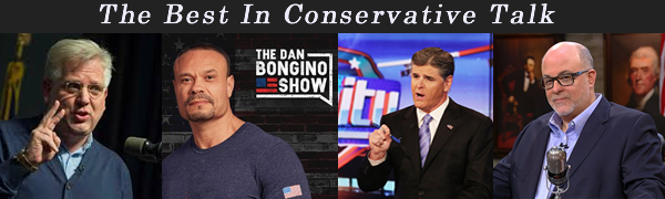 Laura Ingraham - Rush Limbaugh - Sean Hannity - Mark Levin - Michael Savage
